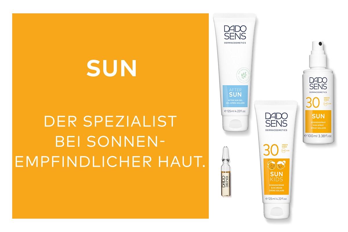 SUN (sensible Haut)