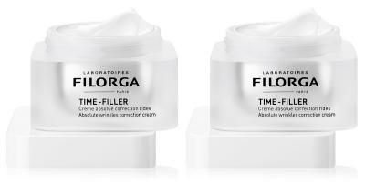 Time Filler® Umfassend korrigierende Anti-Aging Tagespflege 2-er Set