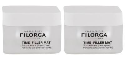 Time Filler Mat® Perfektionierende Anti-Aging Pflege 2-er Set