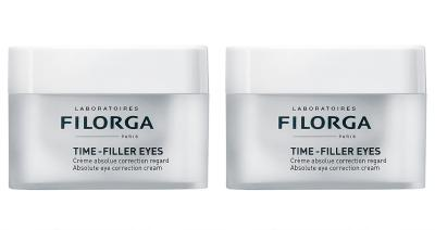 Time Filler Eyes® korrigierende Anti-Aging Augenpflege 2-er Set