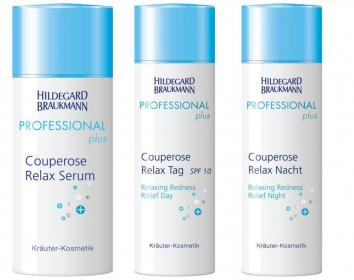 Couperose Relax SF10 Tag & Nacht & Serum