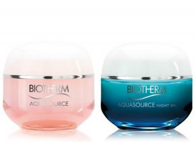 Aquasource Creme tr.Haut & Night Spa
