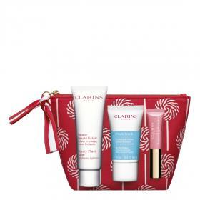 Pflege- und Makeup-Set für fabelhaften Glow