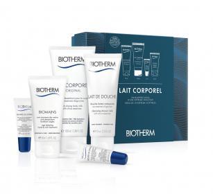 Lait Corporel Pflegeset für normale Haut 4-teilig
