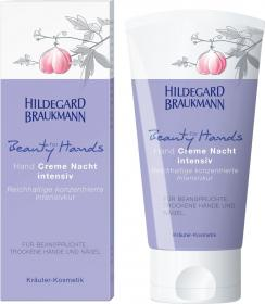 Beauty for Hands Hand Creme Nacht intensiv