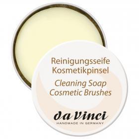 Reinigungsseife für Kosmetikpinsel & Beautyblender in Metalldose
