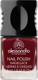 AL Nagellack 154 Midnight Red