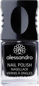AL Nagellack 177 Midnight Black