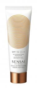 Silky Bronze Cellular Protective Cream For Face SPF 15