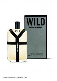 Wild After Shave Lotion Spray